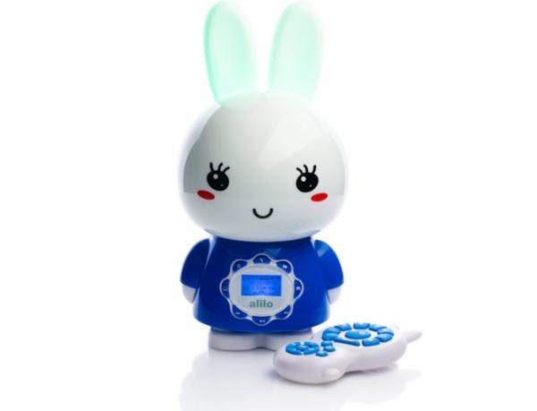 Музыкальная игрушка Большой зайка alilo G7